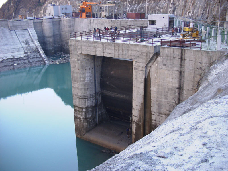 Dhauliganga Hydroelectric Power Project / India